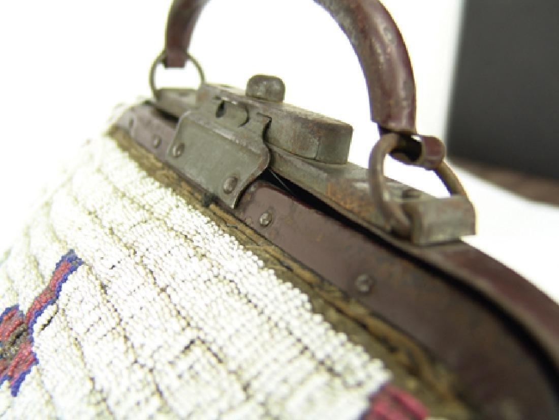 Sioux Fully Beaded Bag - 5