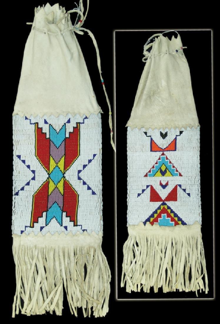 Plains Beaded Pipe Bag