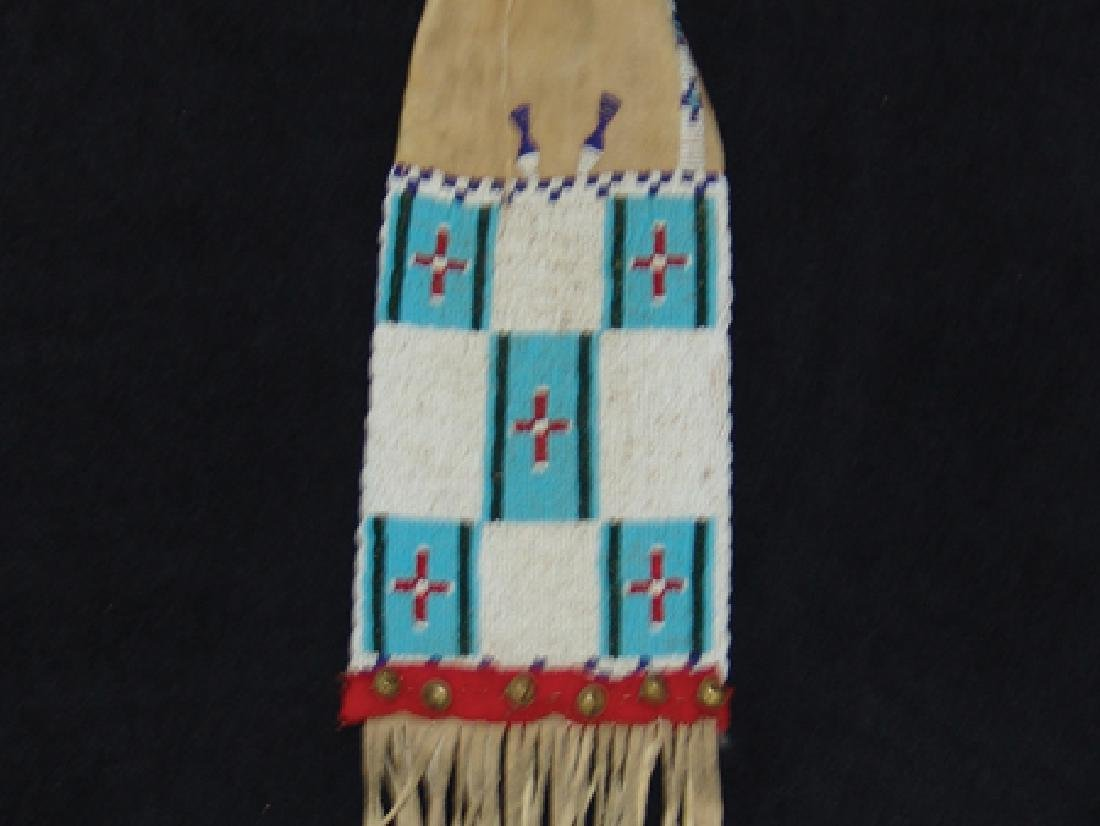 Plains Beaded Pipe Bag - 6