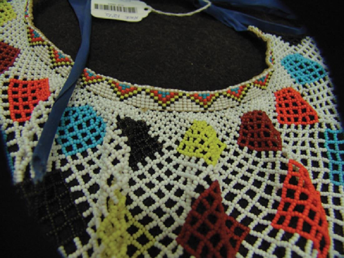Mojave Beaded Collar - 4