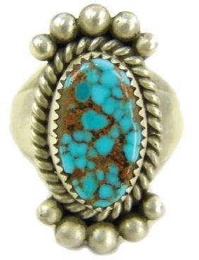 Navajo Ring - Ed Begay