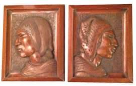 Inca Wood Carvings