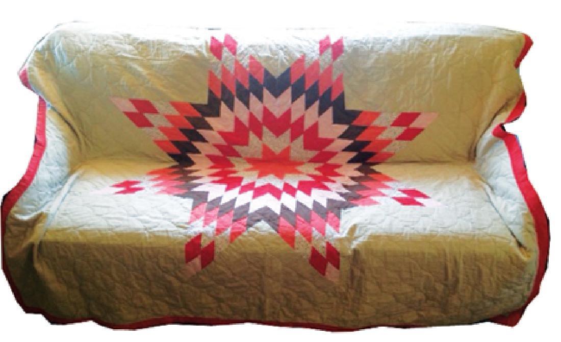 Sioux Star Quilt