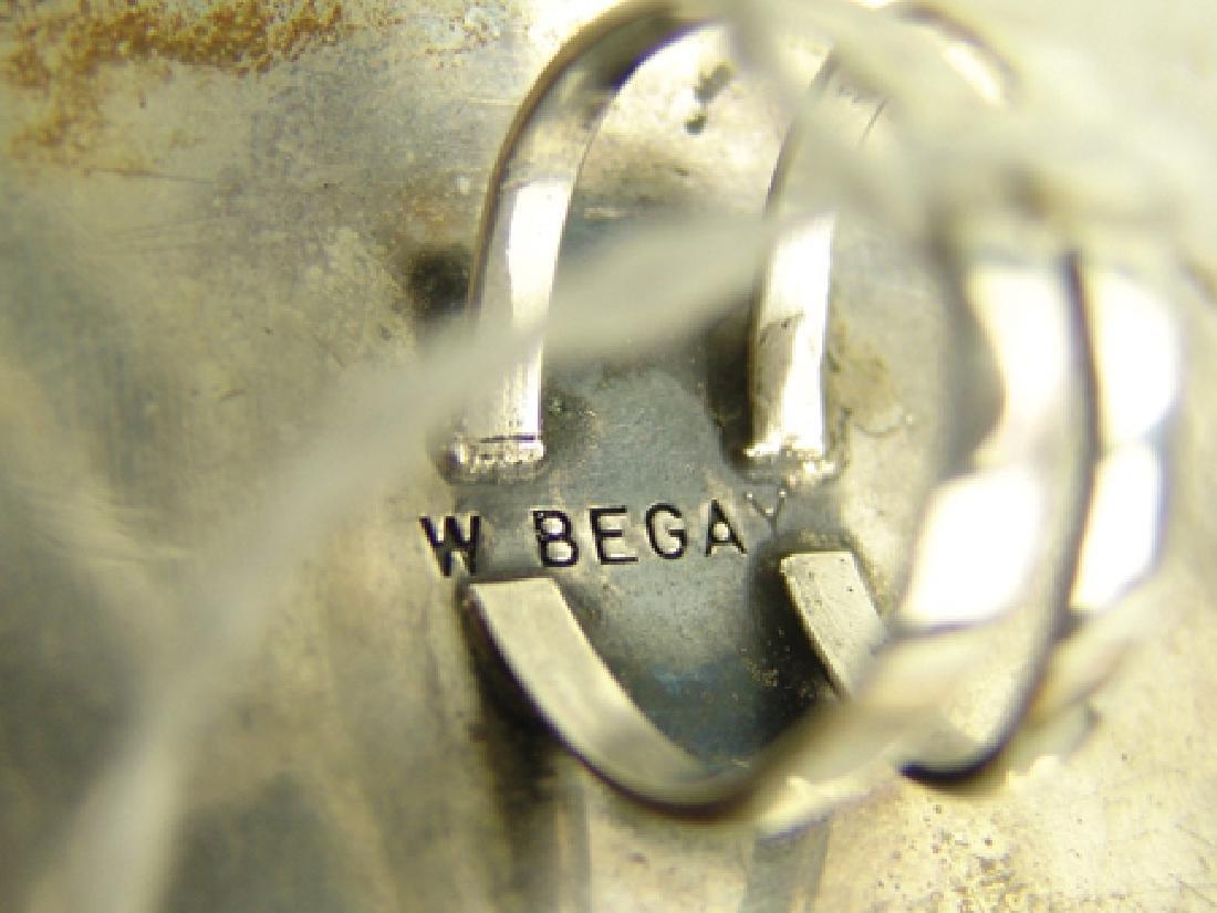 Navajo Ring - W. Begay - 5