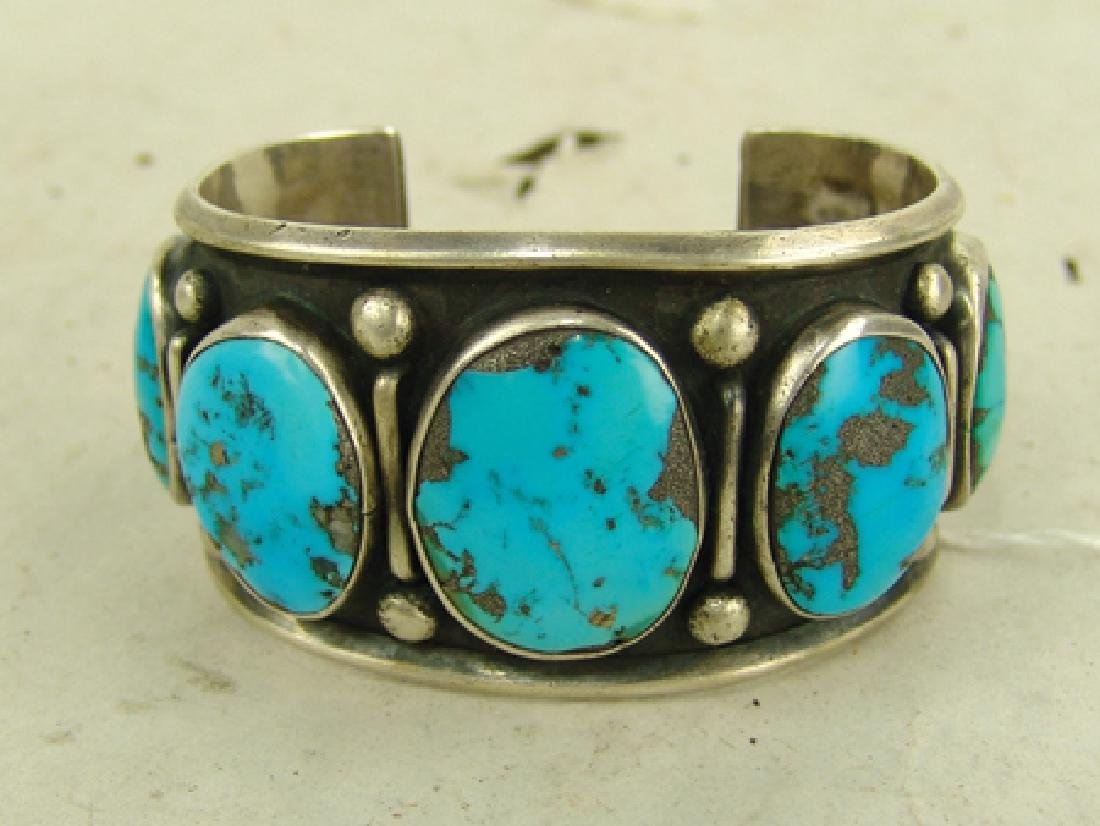 Vintage Navajo Bracelet - 2