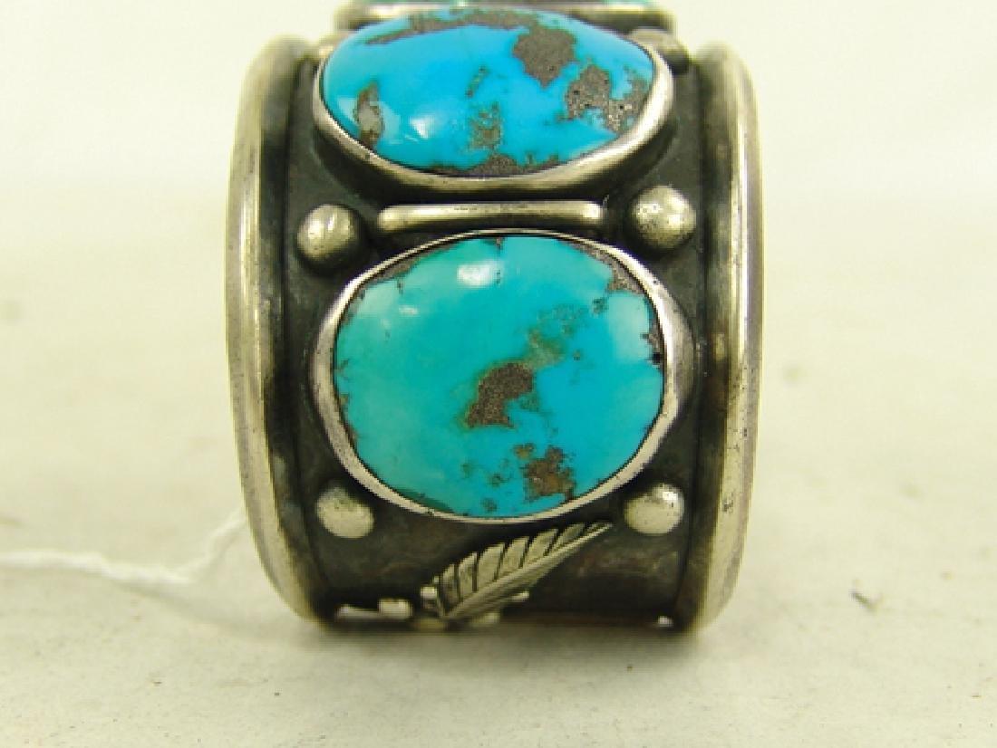 Vintage Navajo Bracelet - 3