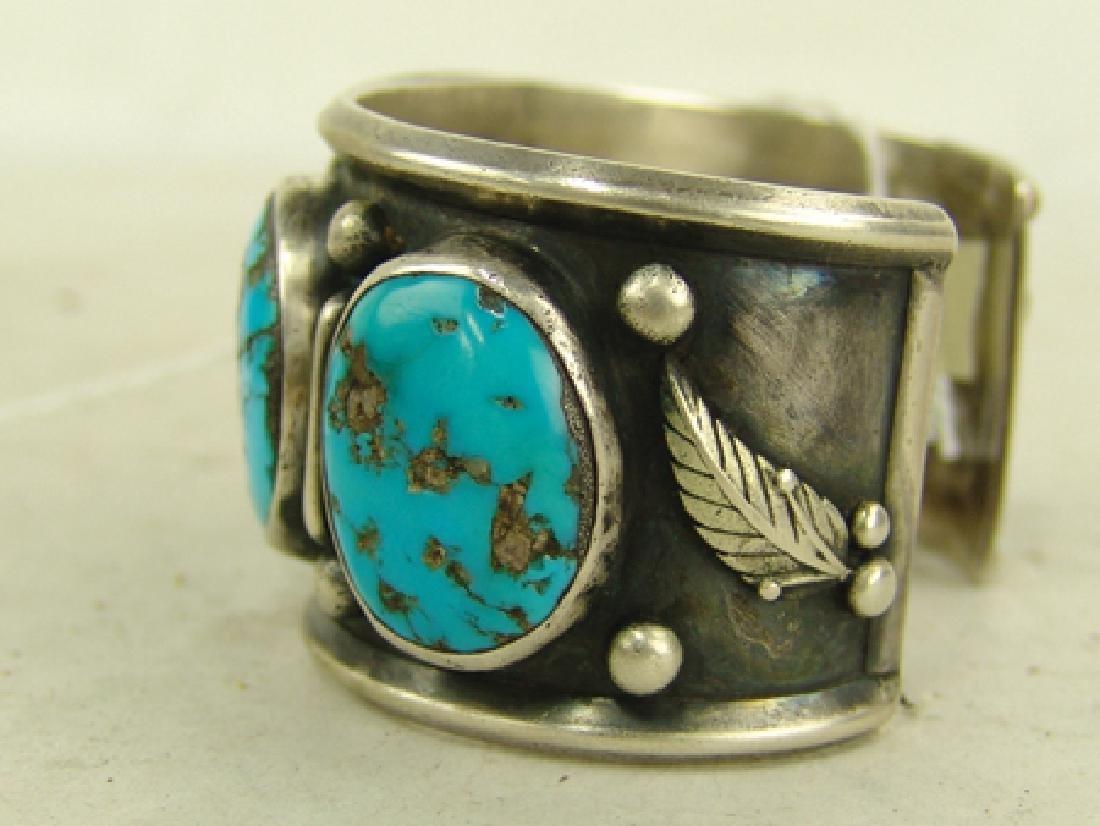 Vintage Navajo Bracelet - 4