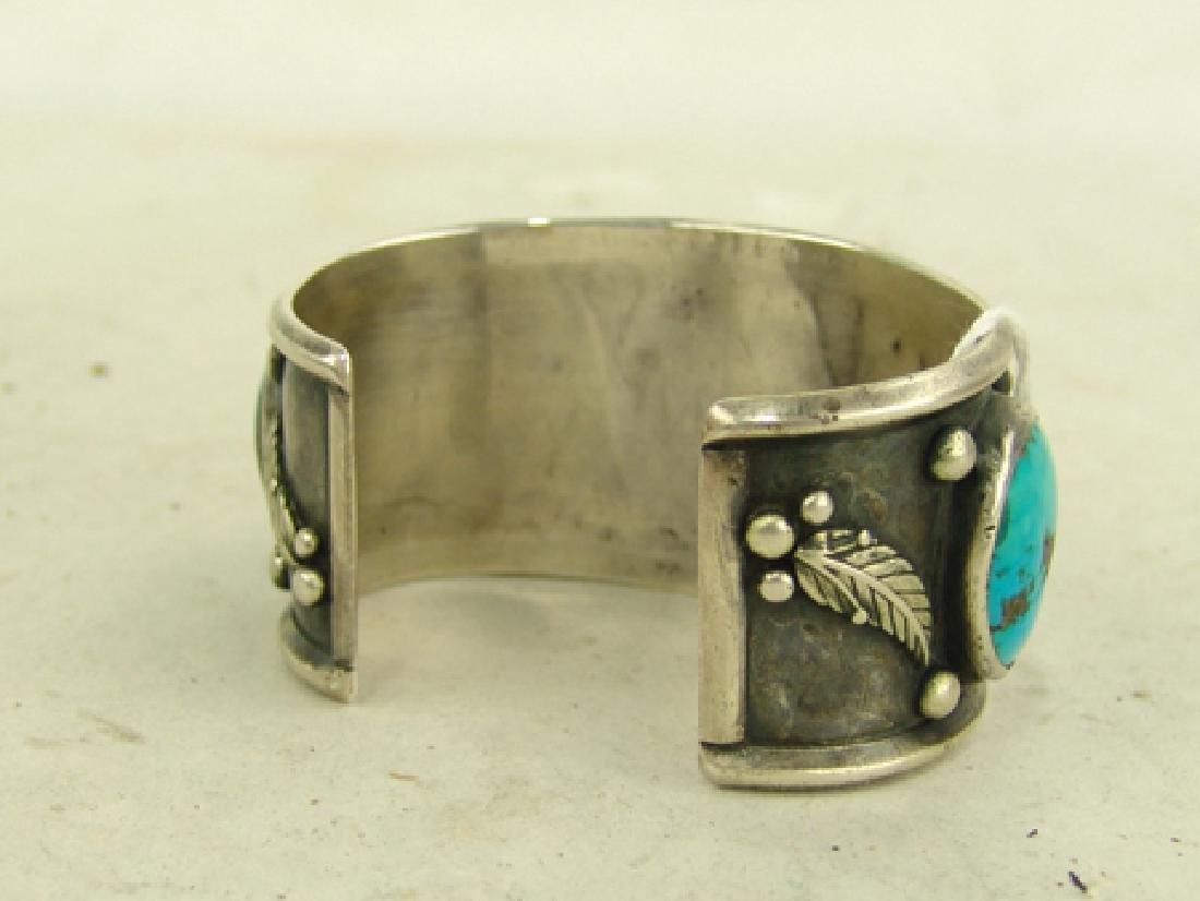 Vintage Navajo Bracelet - 5
