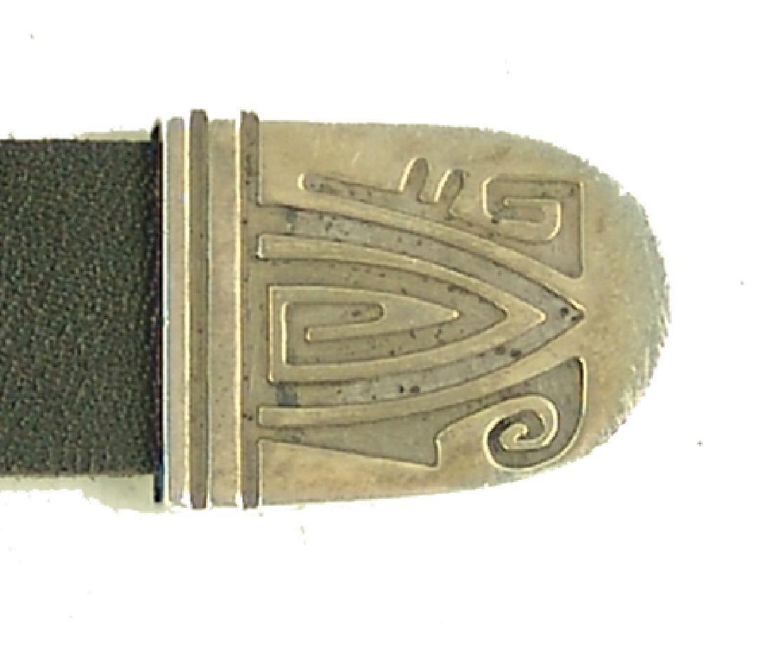 Hopi Buckle Set - SH - 3