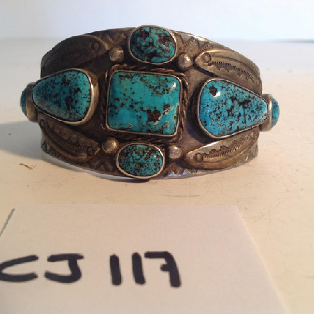 Navajo Bracelet - 5