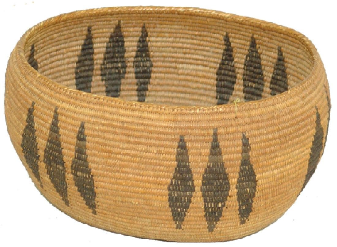 Miwok Basket