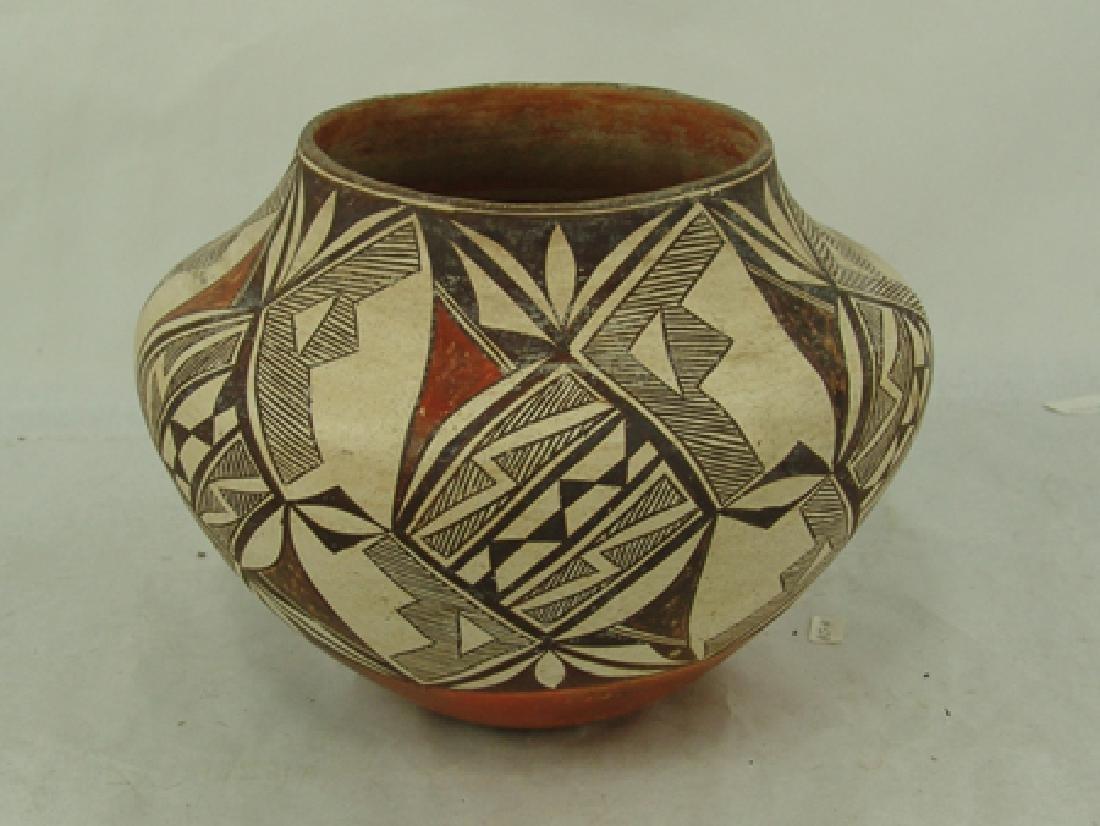 Acoma Pottery Jar - 3
