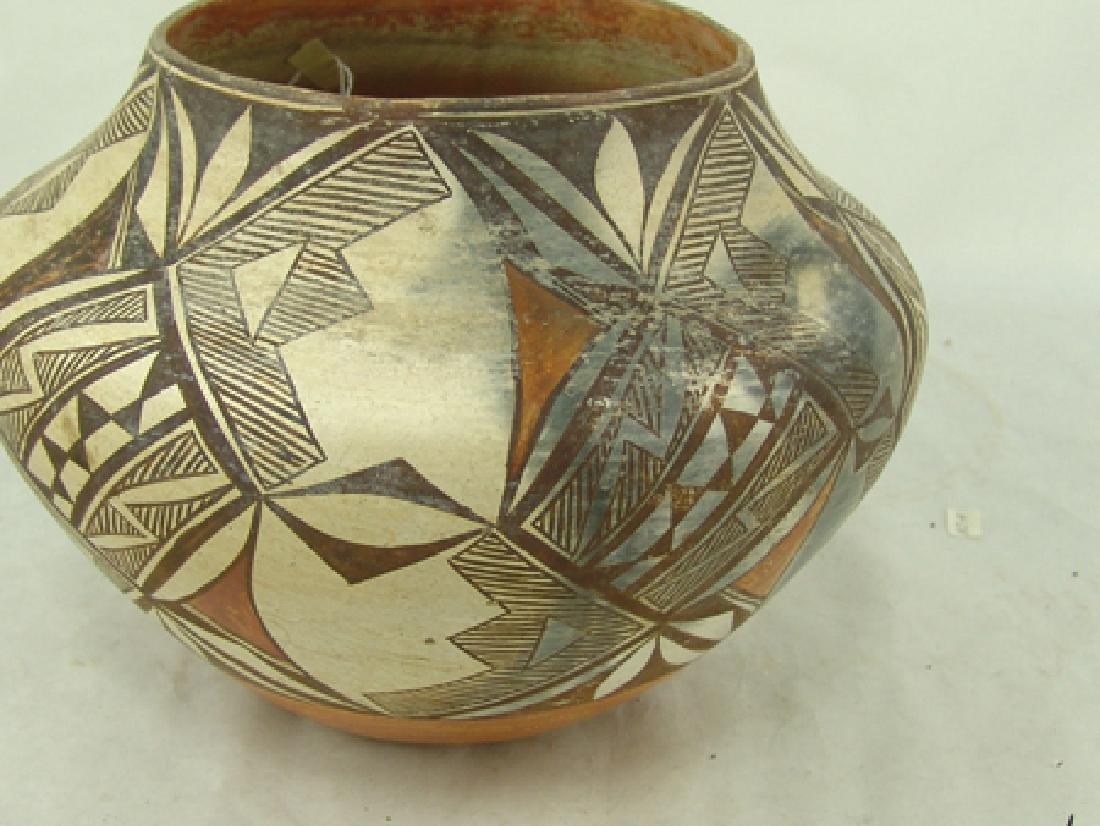 Acoma Pottery Jar - 8