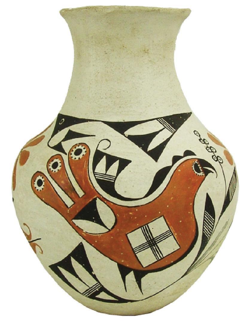 Acoma Pottery Jar - Antonio