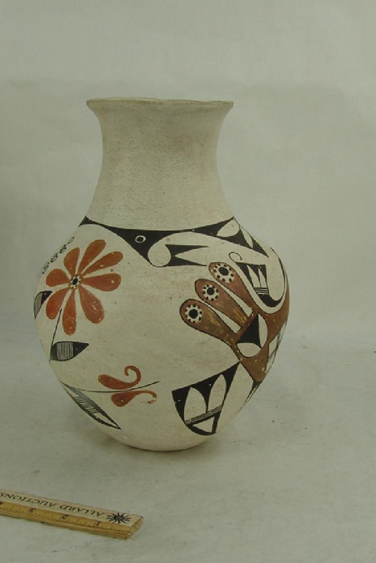 Acoma Pottery Jar - Antonio - 3