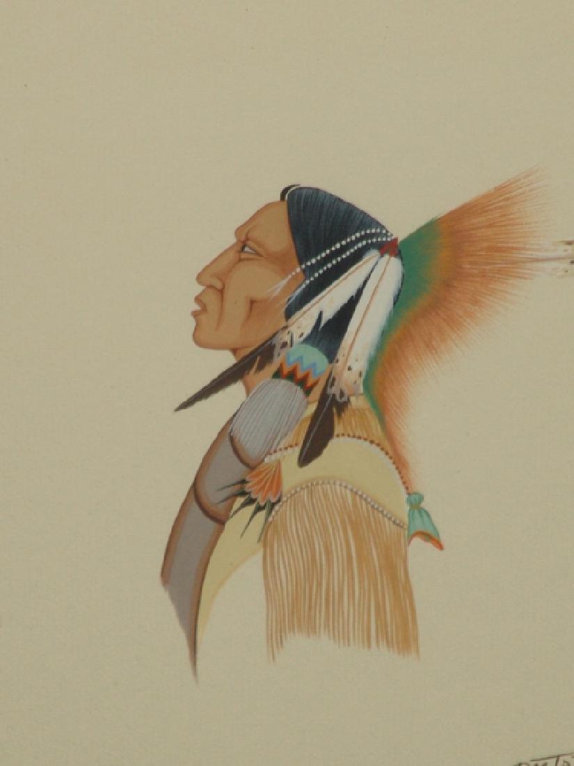 Doc Tate Nevaquaya, Comanche (1932-1996) - 3
