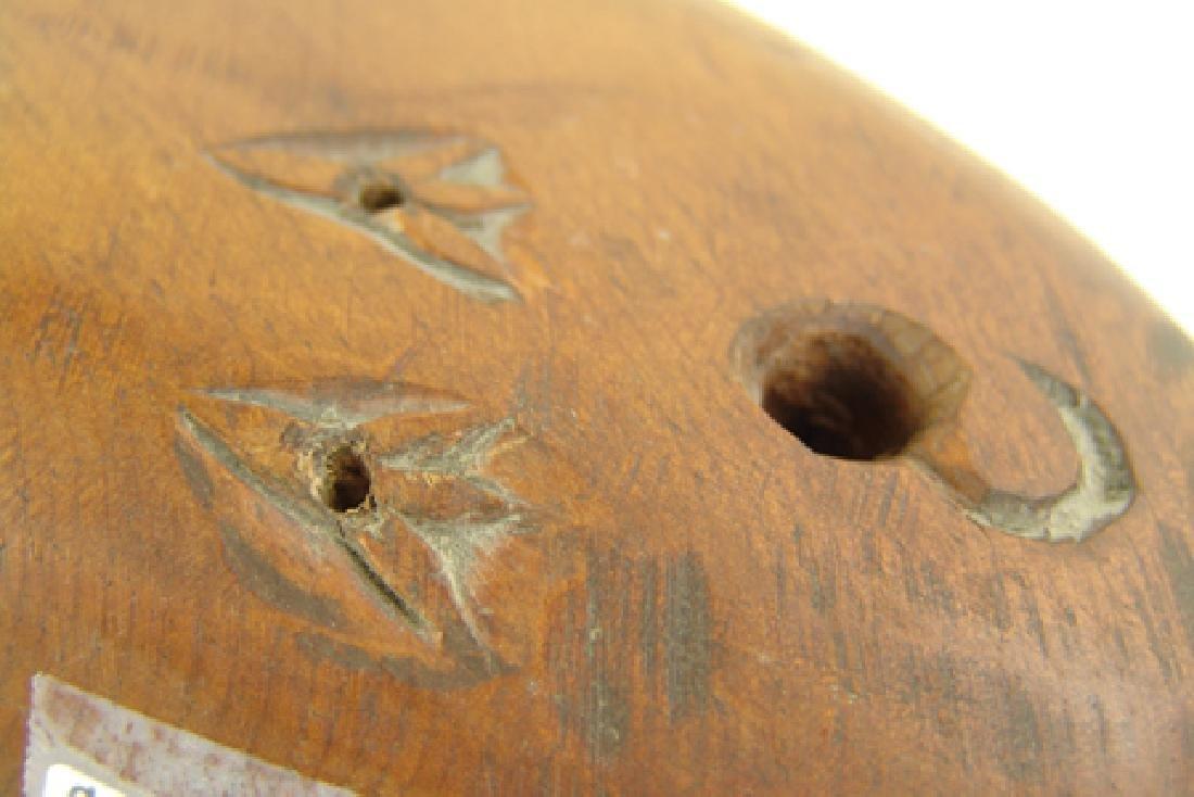 Salish Whale Carving - Simon Charlie (1920-2005) - 7