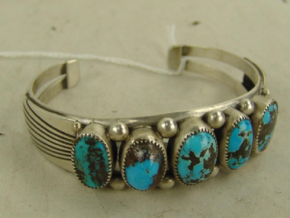 Navajo Bracelet - Ed Begay - 2