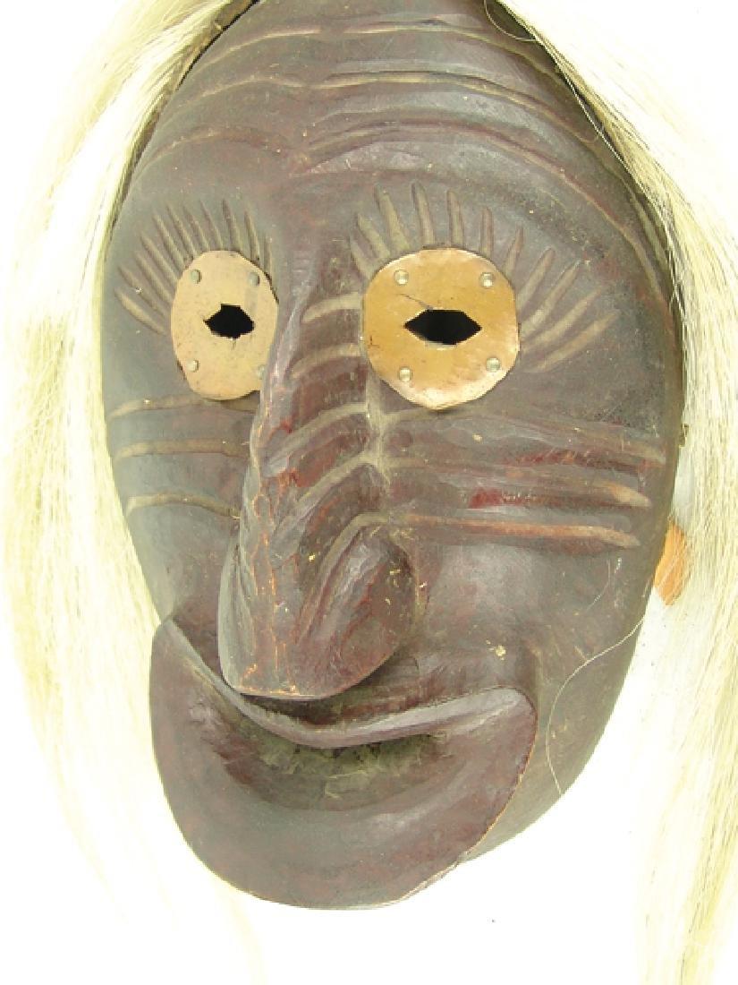Iroquois Mask - 2