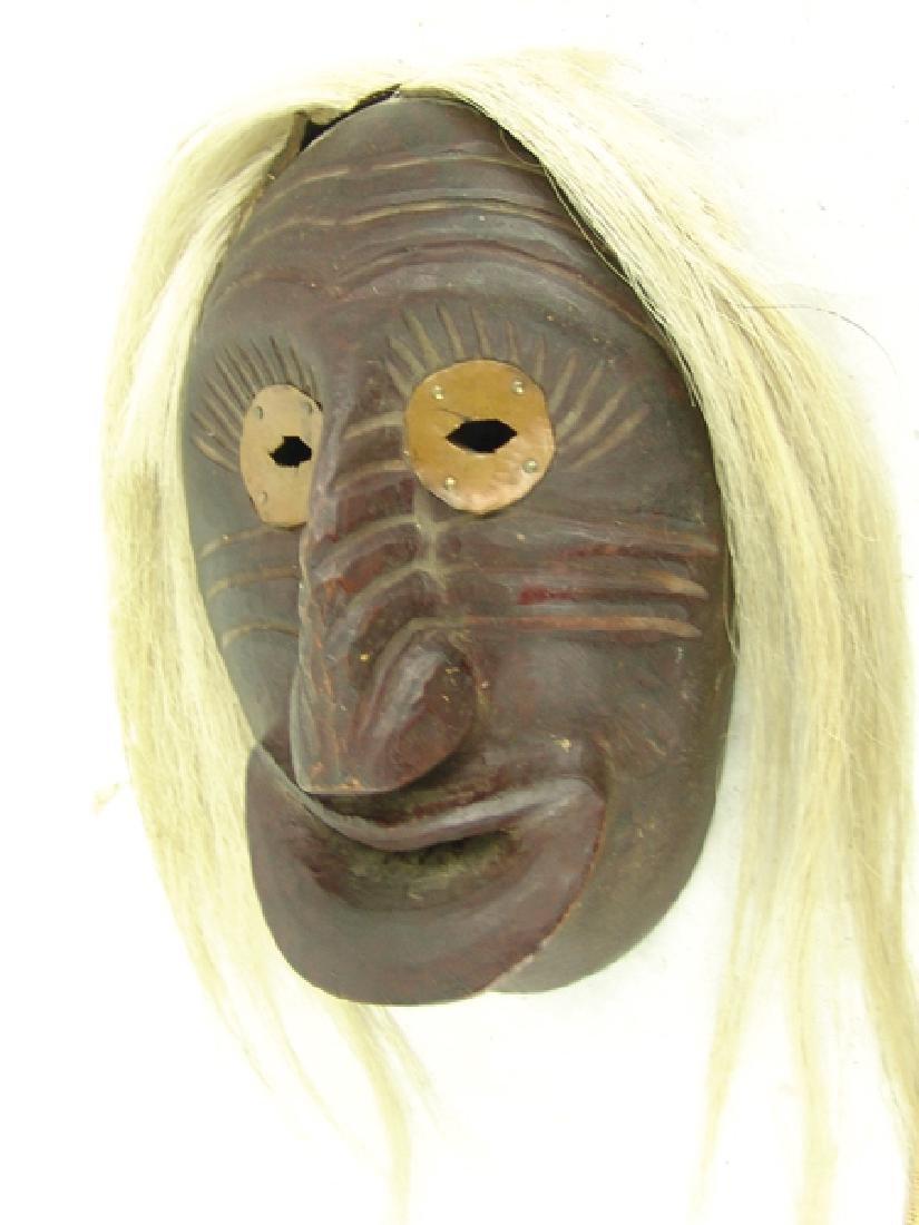 Iroquois Mask - 7