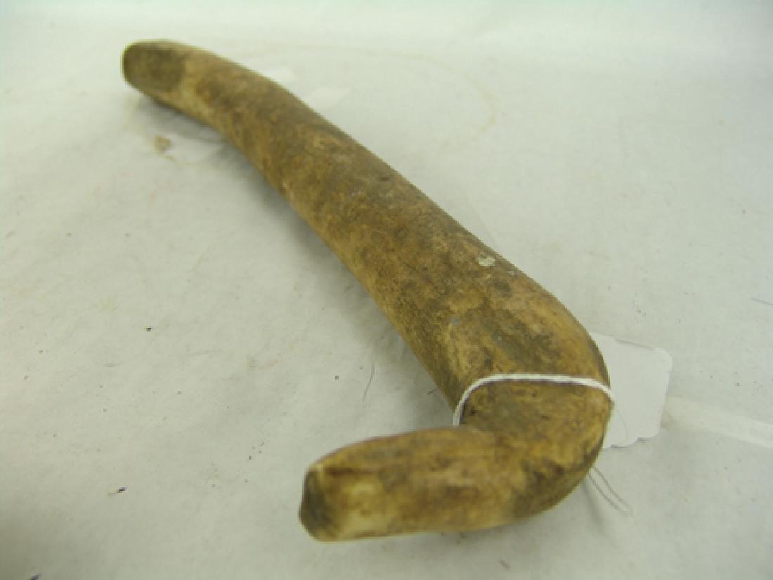 2 Bone Items - 8