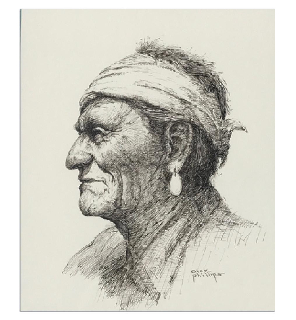 Dick Phillips (1933-2011)