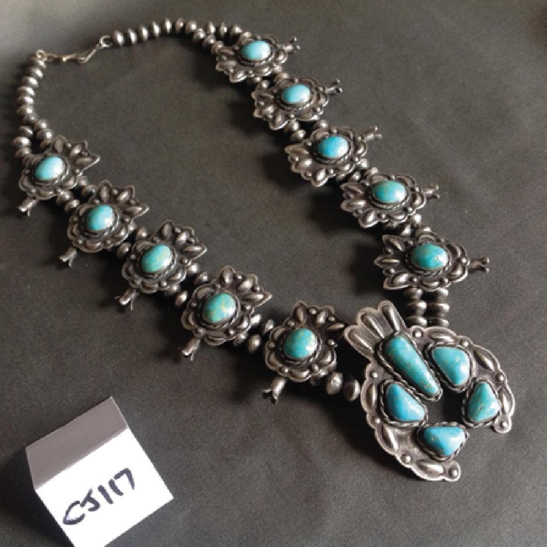 Navajo Necklace - 4