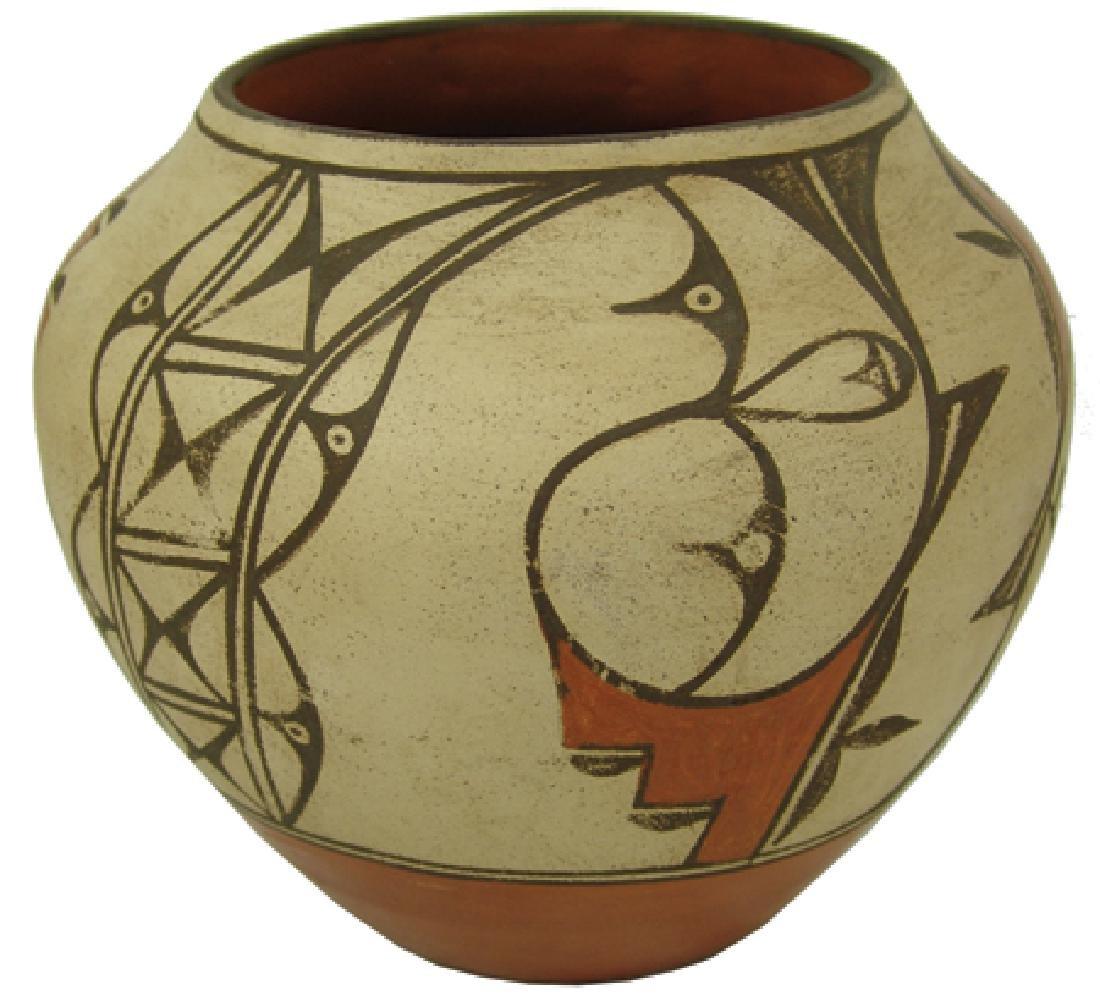 Zia Pottery Jar - Helen Gachupin