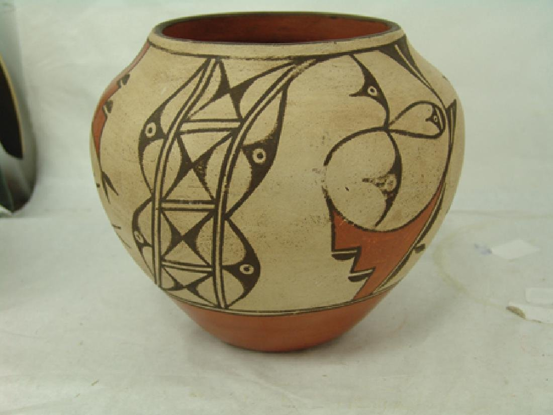 Zia Pottery Jar - Helen Gachupin - 2