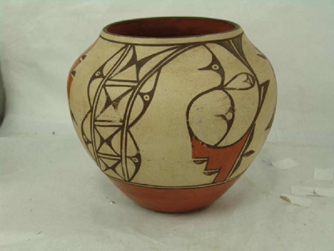 Zia Pottery Jar - Helen Gachupin - 3