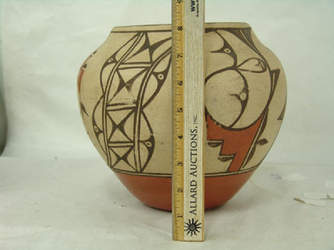 Zia Pottery Jar - Helen Gachupin - 4
