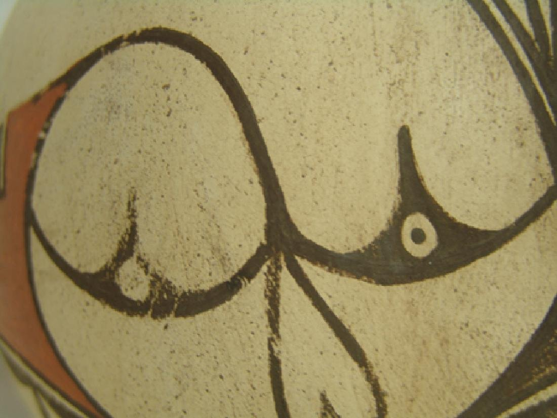 Zia Pottery Jar - Helen Gachupin - 5