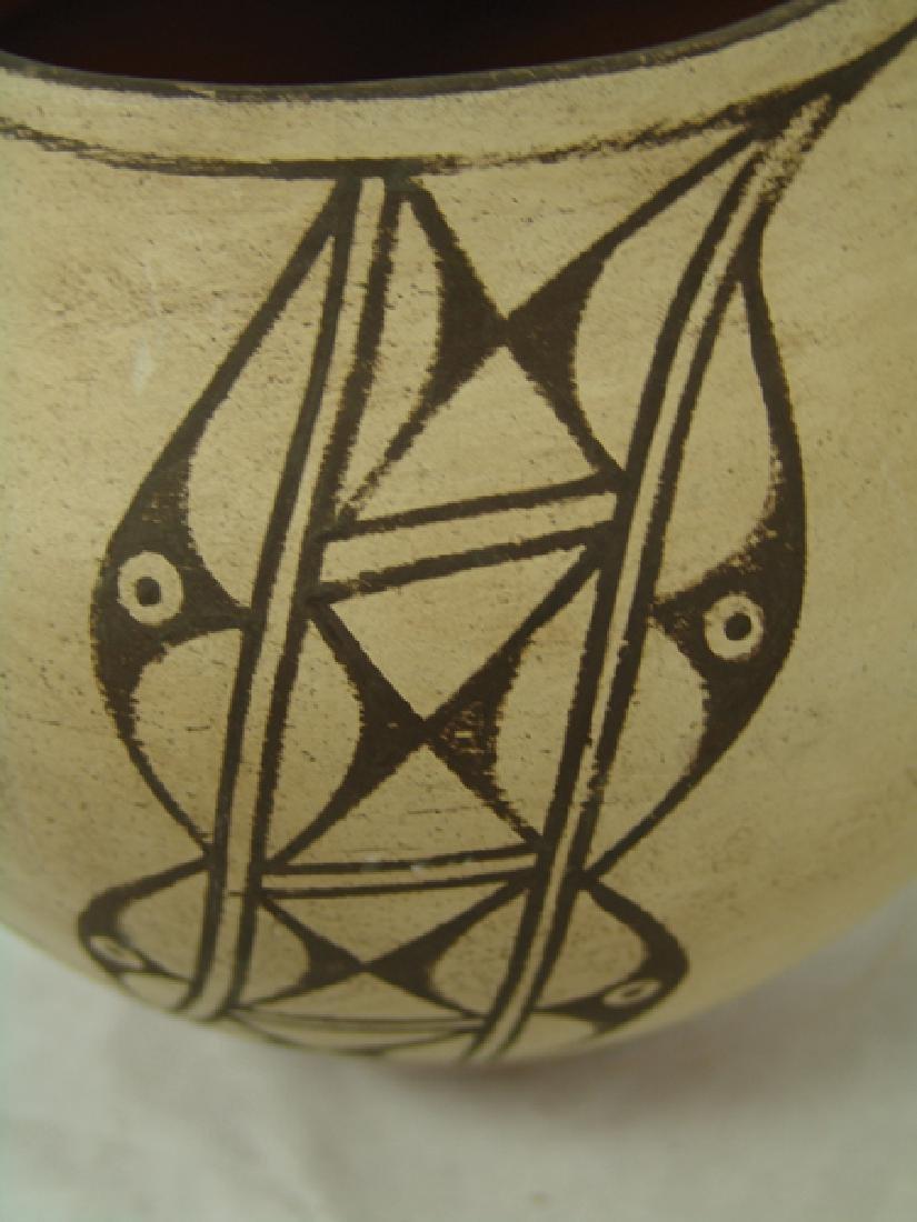 Zia Pottery Jar - Helen Gachupin - 6