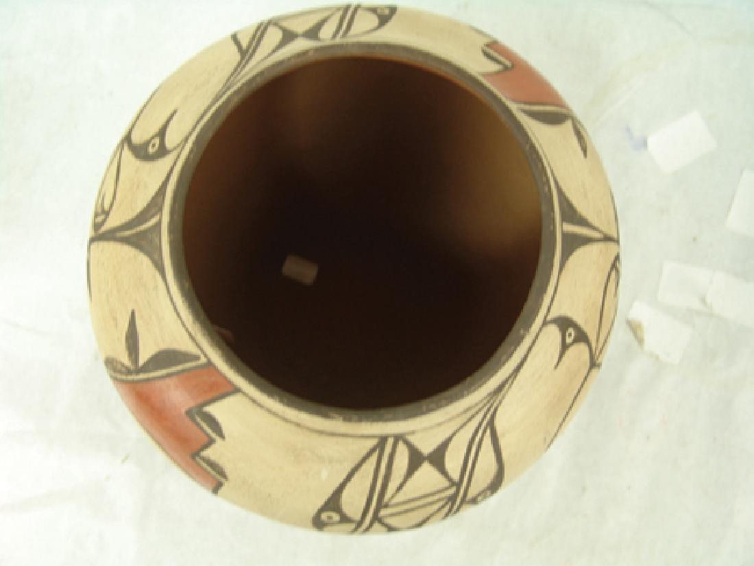 Zia Pottery Jar - Helen Gachupin - 7