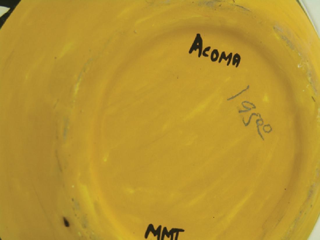 Acoma Pottery Jar - MMT - 6