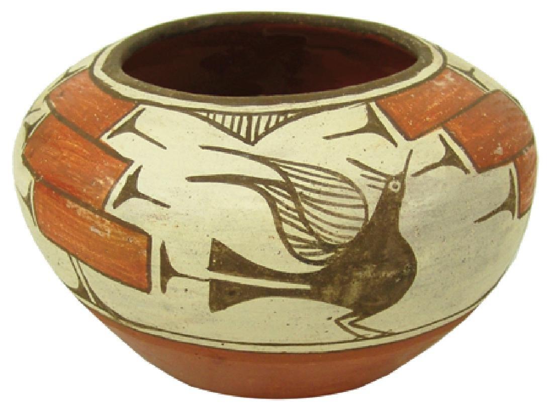 Zia Pottery Jar - Kathy Pino