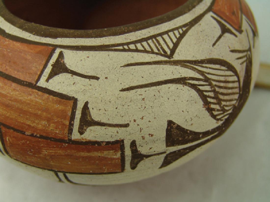 Zia Pottery Jar - Kathy Pino - 4