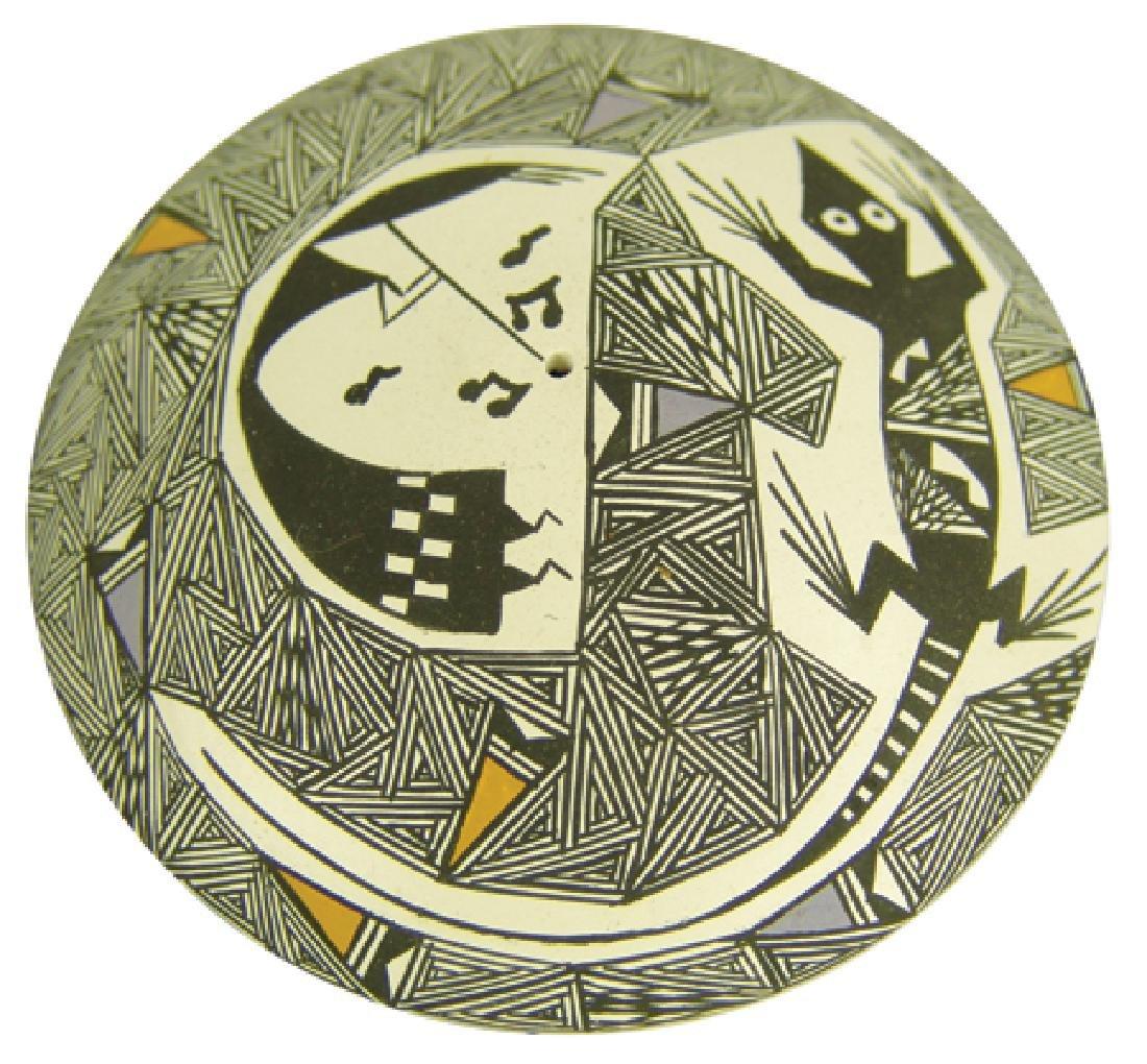 Acoma Pottery Jar - Sheila Concho