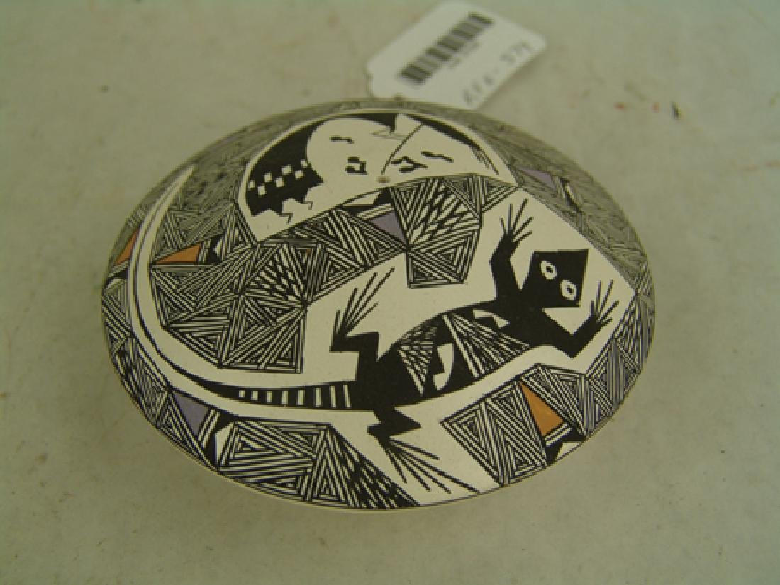 Acoma Pottery Jar - Sheila Concho - 2