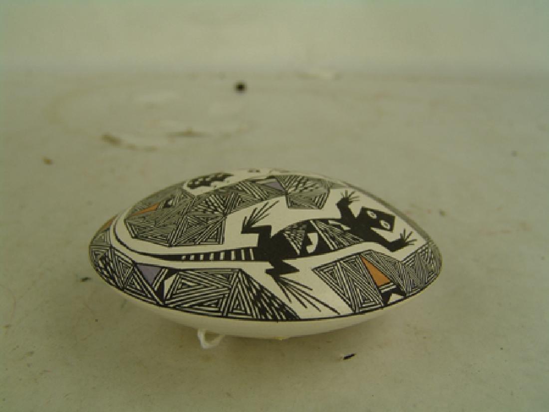 Acoma Pottery Jar - Sheila Concho - 3