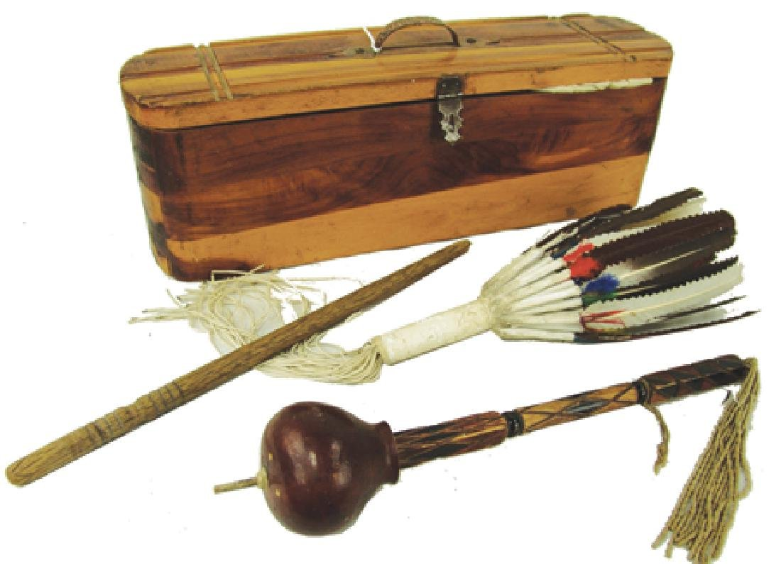 Peyote Ceremonial Items