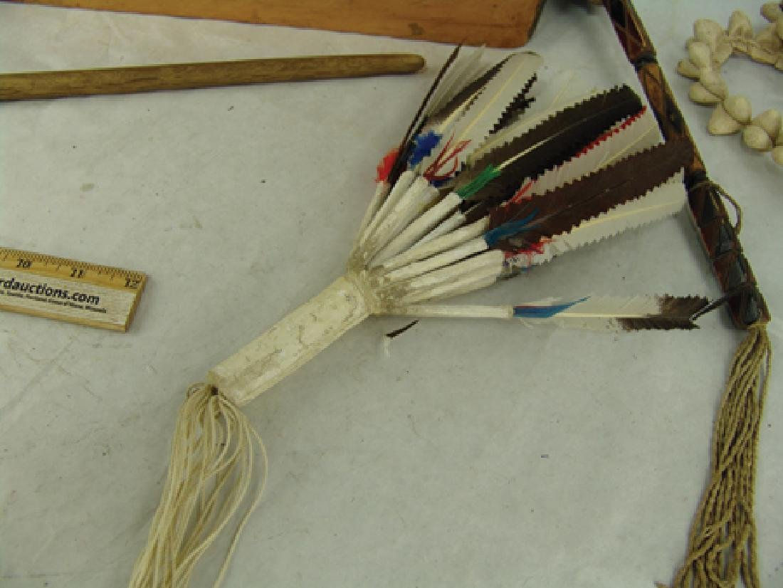 Peyote Ceremonial Items - 8