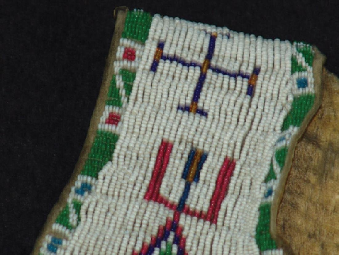 Sioux Beaded Boy's Vest - 5