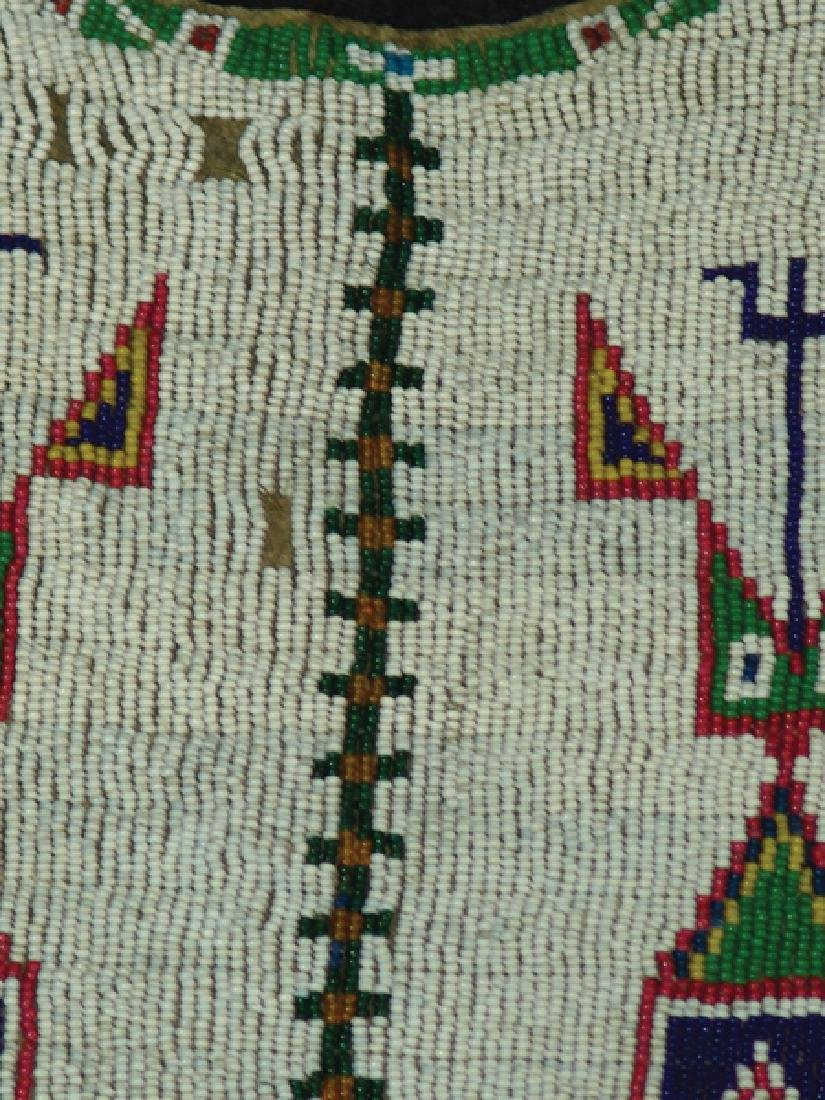 Sioux Beaded Boy's Vest - 9