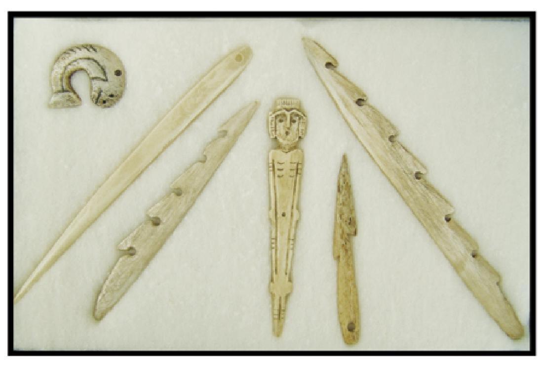 Eskimo Bone Tools