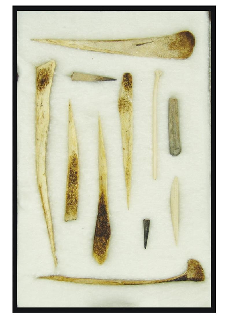Eskimo Bone Tools