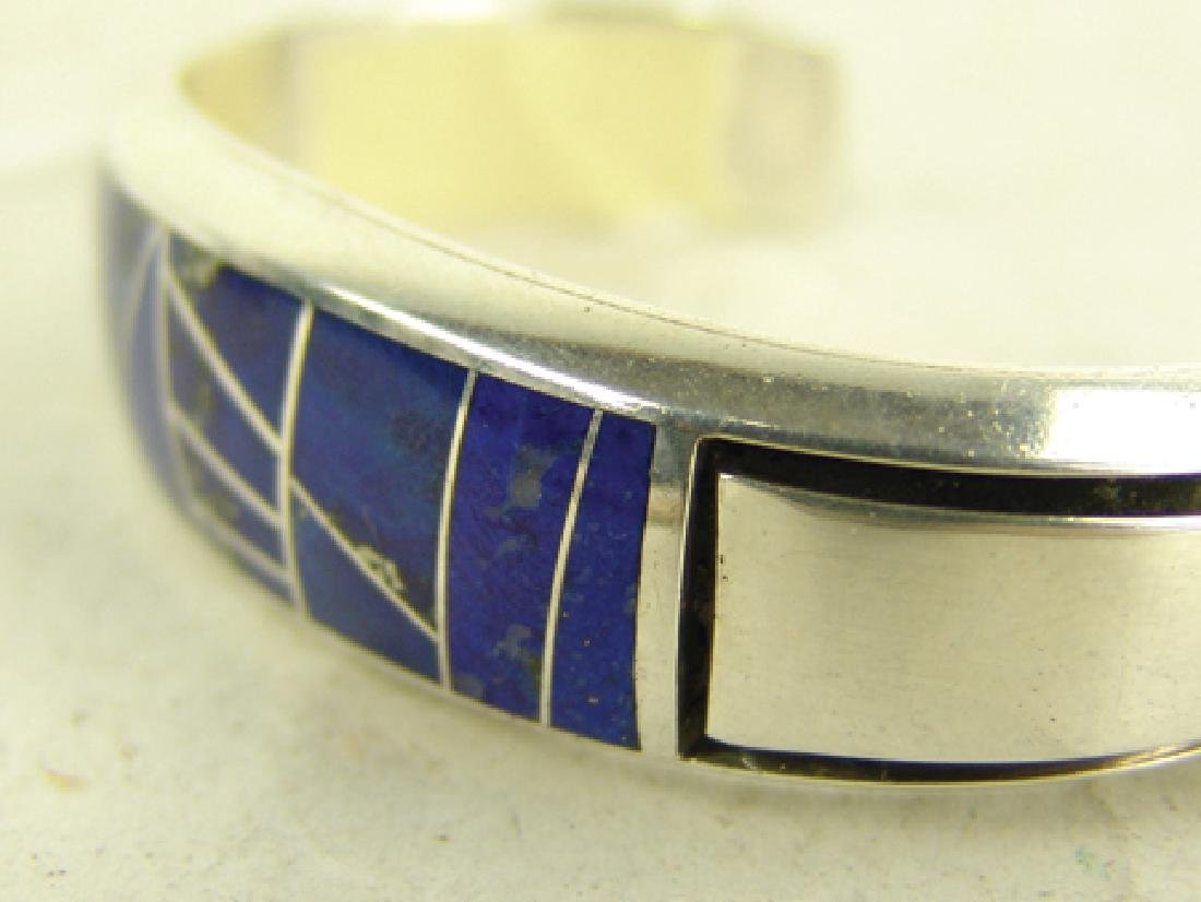 Zuni Inlay Bracelet - 3