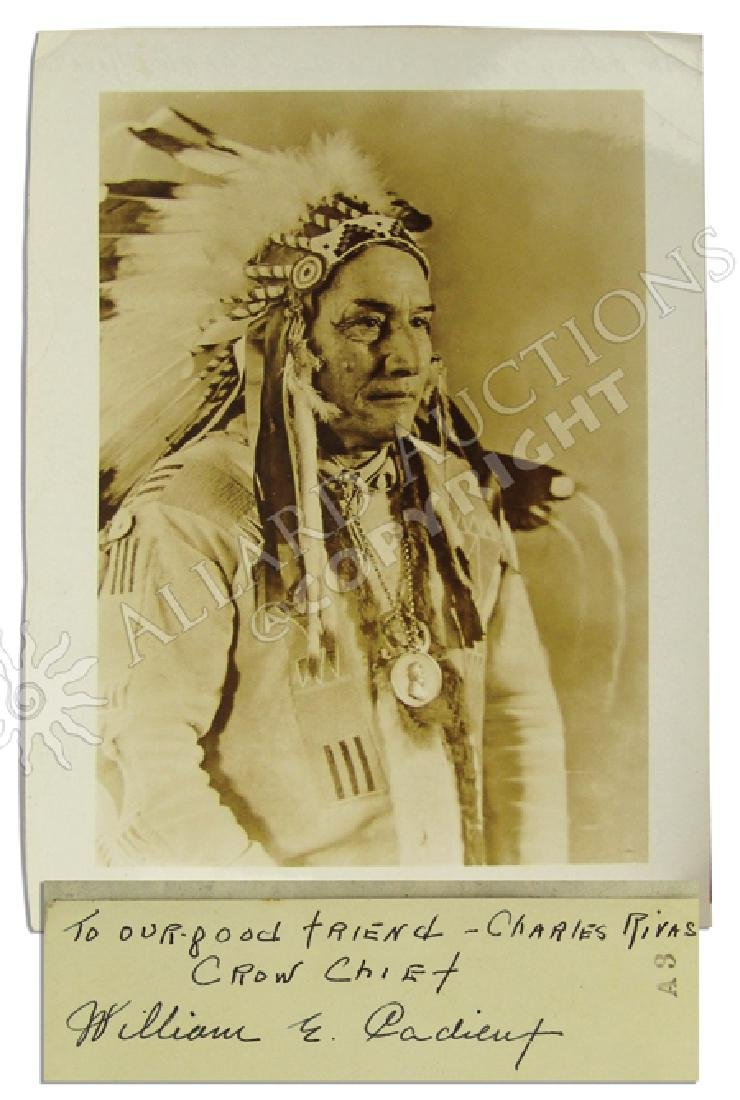 Historic Blackfeet Photo Collection - 10