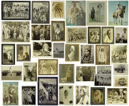 Historic Blackfeet Photo Collection