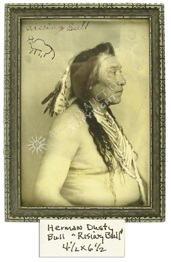 Historic Blackfeet Photo Collection - 3